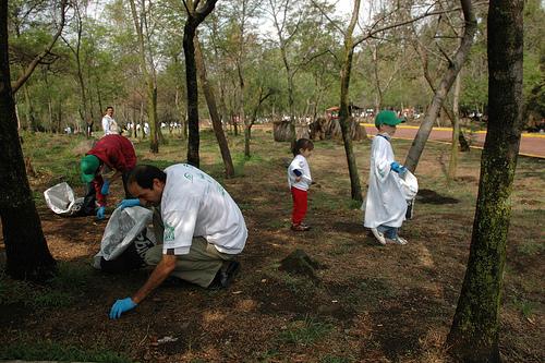 Duplicar el porcentaje de basura reciclada en México, meta al 2018: Guerra Abud